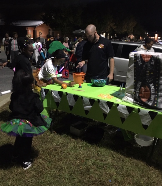 October 25, 2019 Trunk or Treat Event
